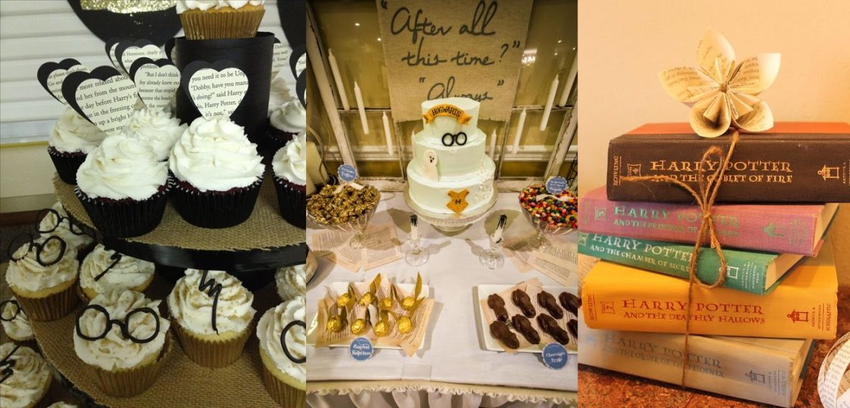 A book inspired party theme - Modern Mothers Asia SuperMomGlobal