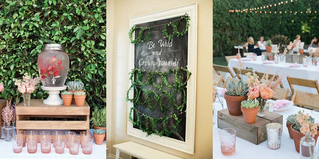 A garden baby shower theme - New Moms Asia SuperMomGlobal