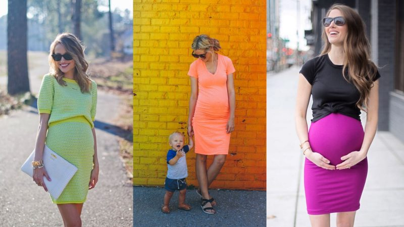 Three Women wearing Bright Color Dress - Mum Support Singapore Supermom Global