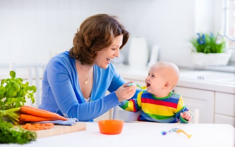 Baby's First Foods - SupermomGlobal
