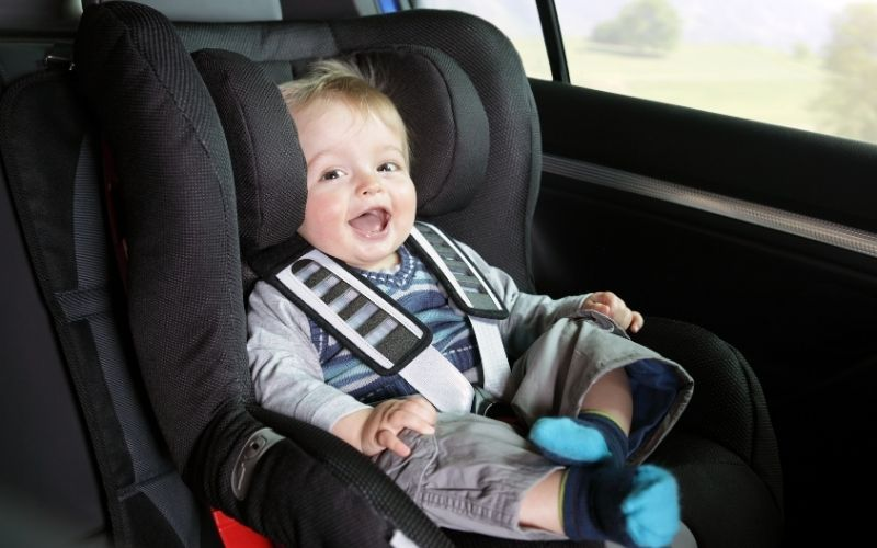 Baby Car Seats Safety Tips - SupermomGlobal