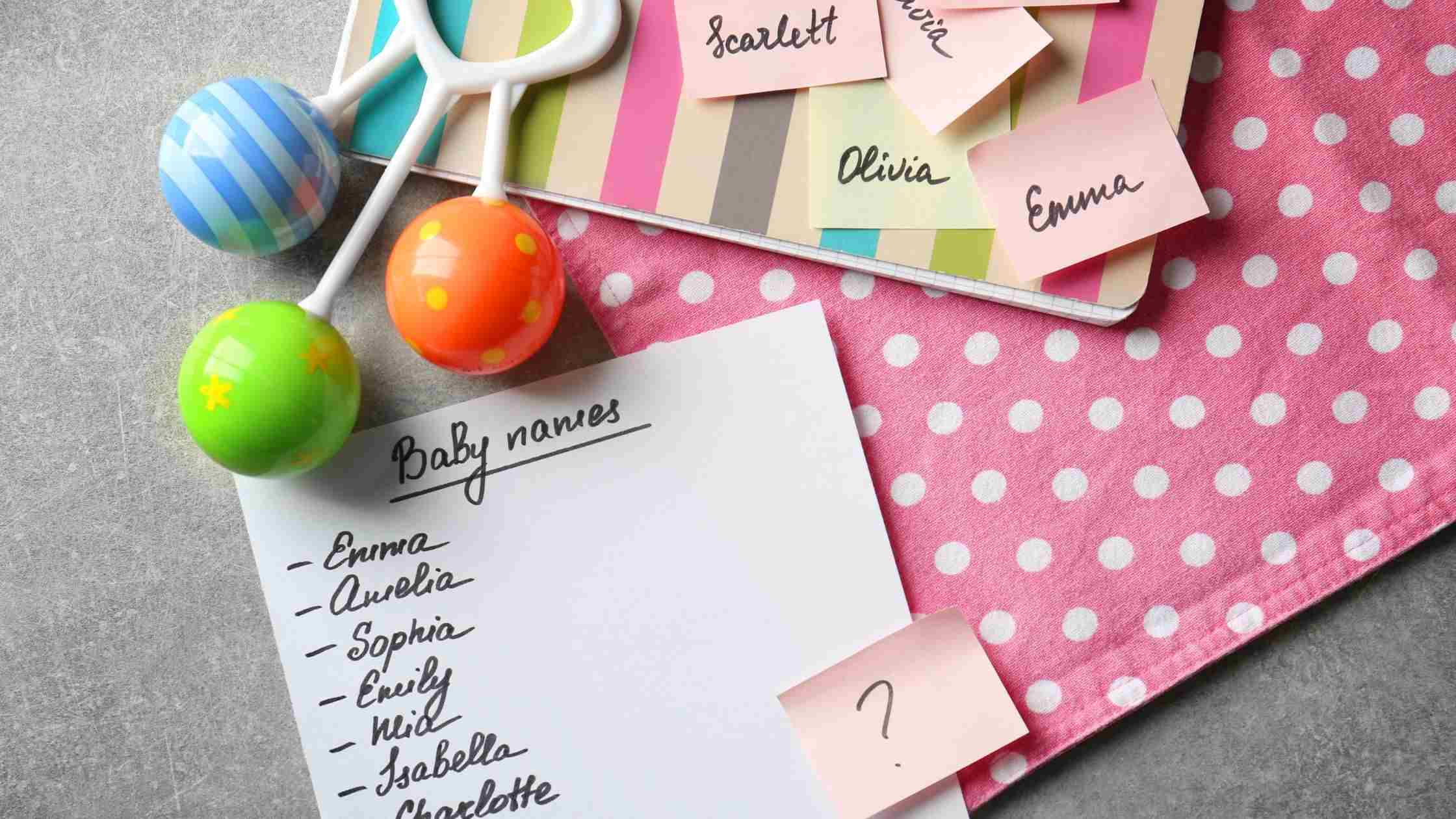 Baby Name Meanings - SupermomGlobal