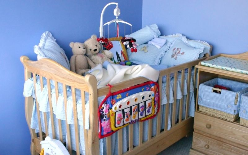 Baby Beddings Themes For Boys - SupermomGlobal