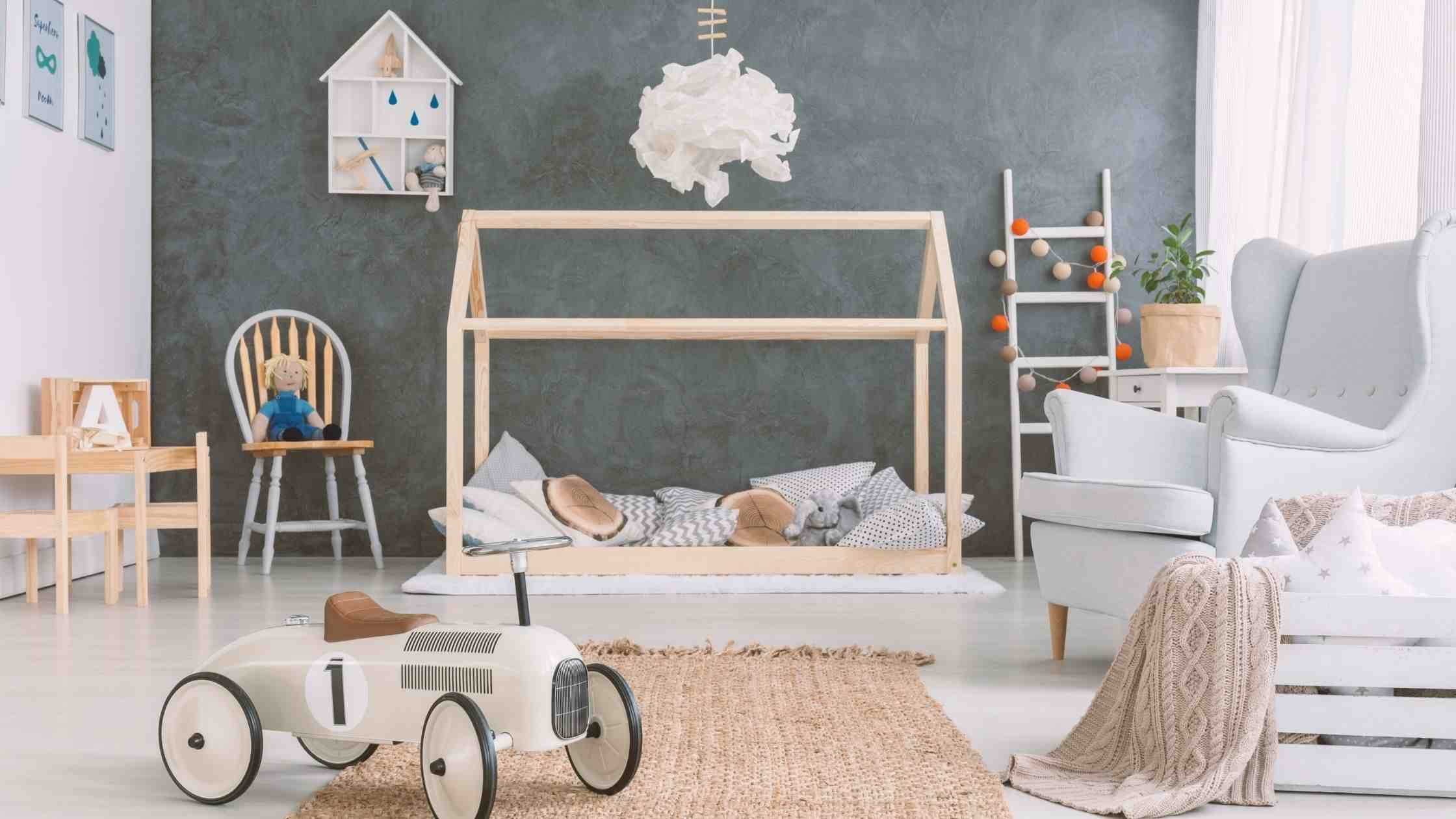 Baby's Room on a Budget - SupermomGlobal