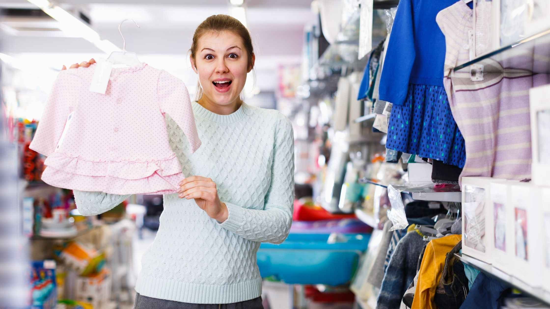 Buying Baby Clothes At A Discount - SupermomGlobal