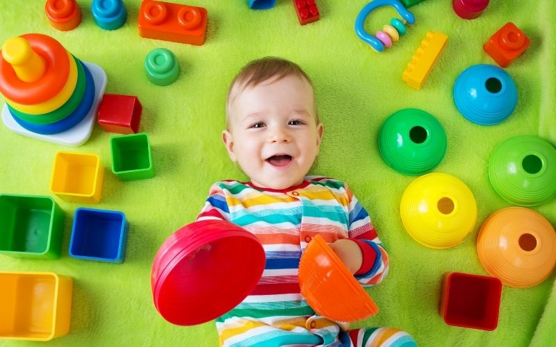 Baby Toys - SupermomGlobal