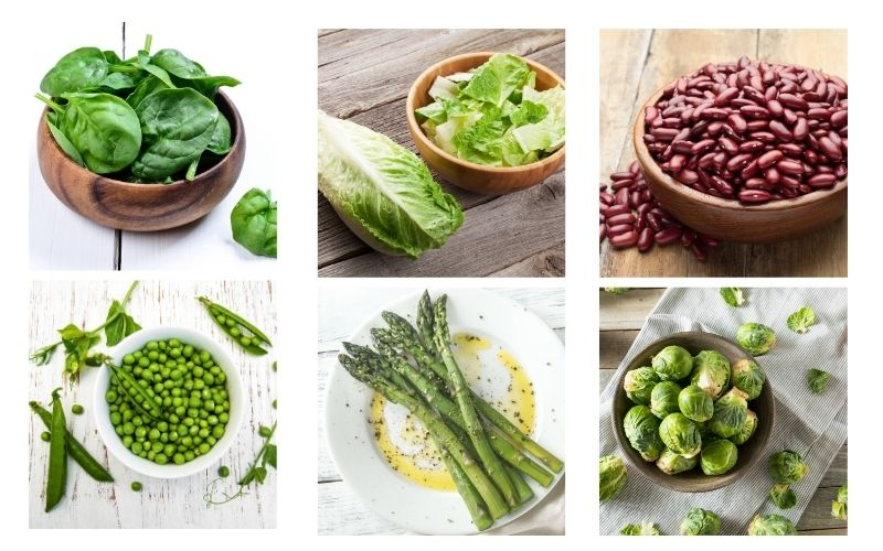 Foods that are rich in folate or folic acid - SupermomGlobal
