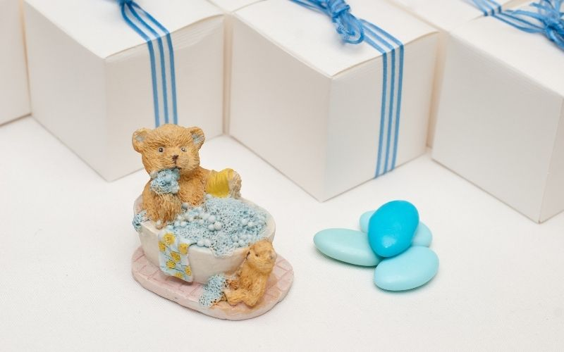 Baby shower souvenirs - SupermomGlobal