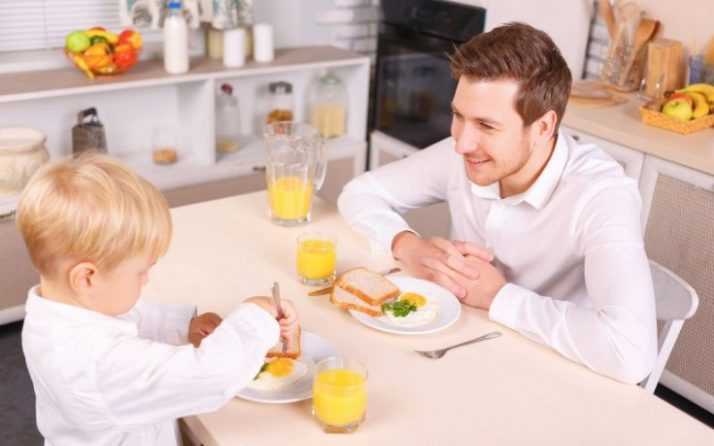 Parents need to pay attention to what their children are eating - SupermomGlobal