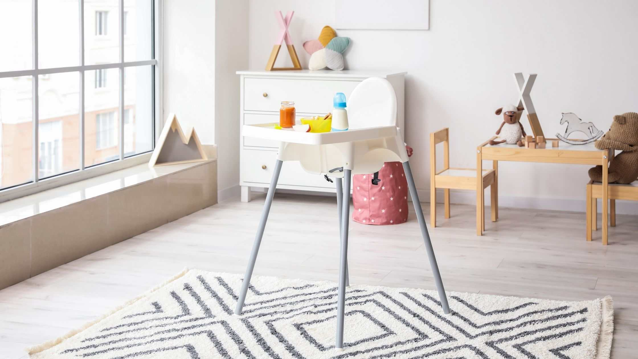All You Wanted To Know About Baby Highchairs - SupermomGlobal