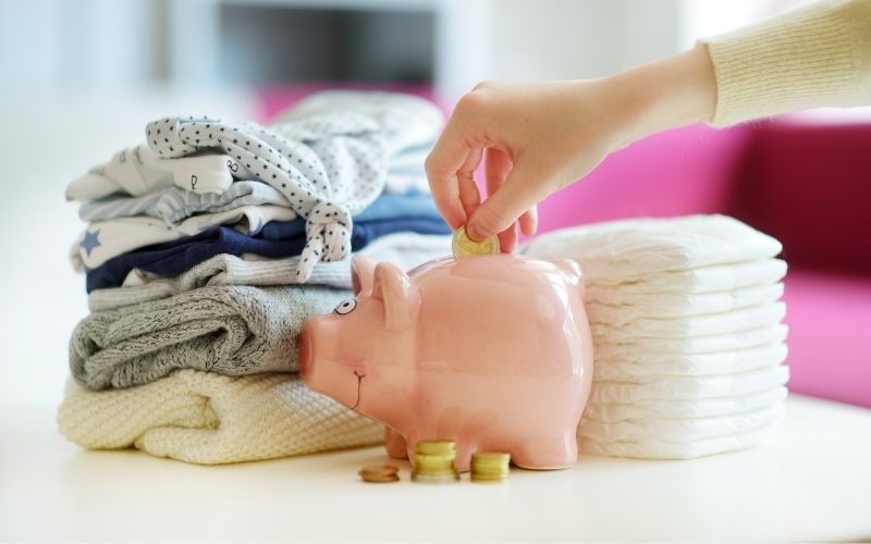 New Baby Can Be Expensive - SupermomGlobal