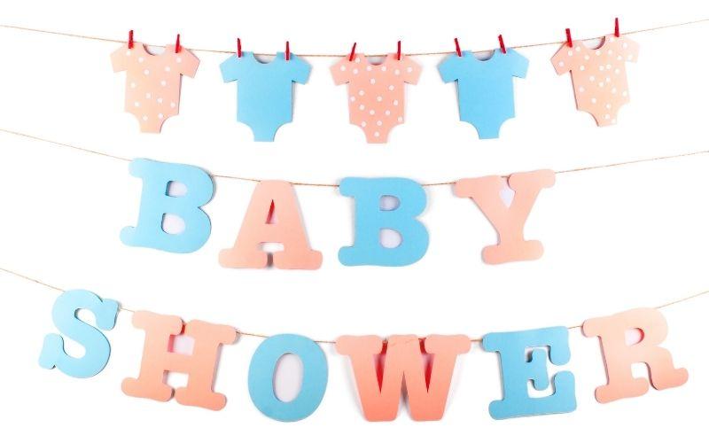 Baby Shower Footprint Invitation - SupermomGlobal