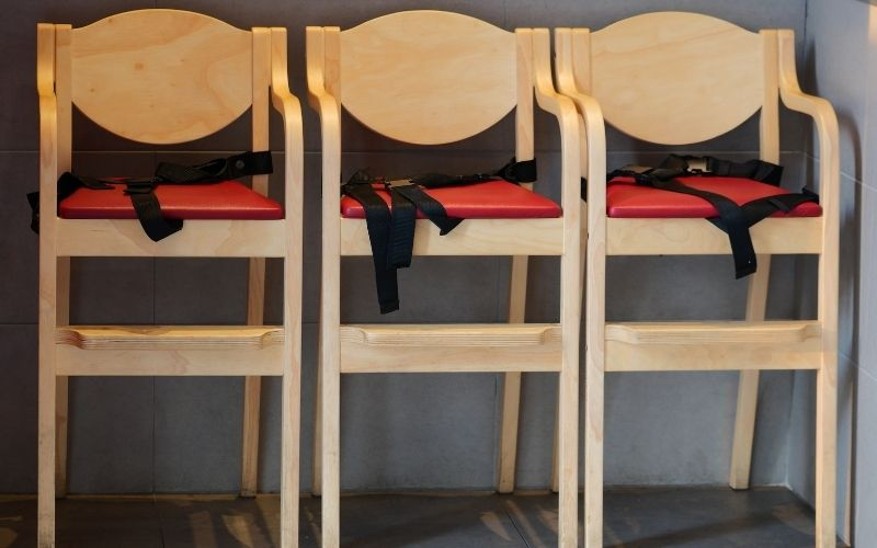 Highchairs Made of Wood - SupermomGlobal