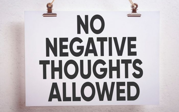 6 Easy Ways To Overcome Negative Thoughts