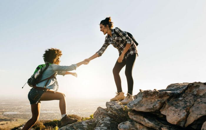 Why Helping Others Can Make You Happy