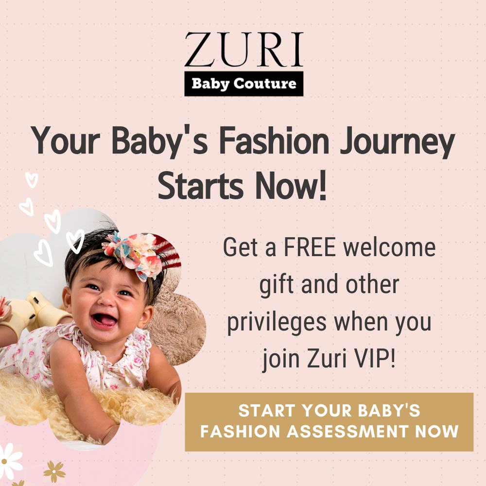 Your Baby's Fashion Journey Starts Here
